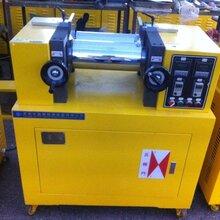小型开炼机价格4寸5寸6寸实验型开炼机哪里好锡华检测仪器小型开炼机图片