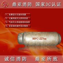 柜式七氟丙烷气体灭火装置的检查和维护