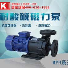 管道式磁力泵型号国宝磁力无轴封离心泵型号全交期短