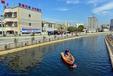 惠州城市河道修復工程底質團粒改良劑