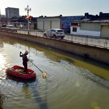 安徽湖泊河道生態修復工程固液分離劑圖片