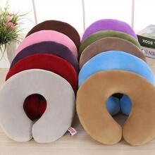 厂家供应u型枕,车用,家用,办公用,西安万邦礼品图片