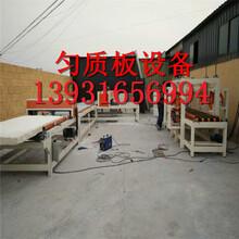 聚合物保溫板設備/聚合物勻質板設備/聚合物防火板設備圖片