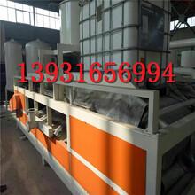 改性硅質滲透板設備/改性滲透板設備/改性A級滲透板生產線圖片