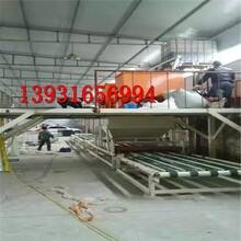 水泥基匀质聚苯板设备、改性匀质聚苯板设备、匀质板生产设备图片