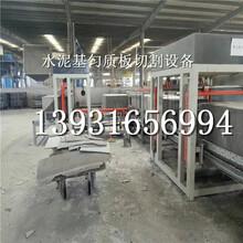 水泥基防火板设备/轻匀质板生产设备图片