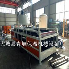 A級防火硅質板設備與生產線各項功能敘述圖片