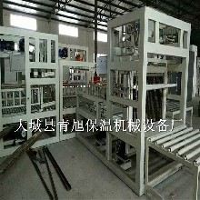 模具生產水泥基勻質板設備安全知識圖片