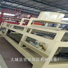 无机渗透板设备改性硅质板设备不燃型渗透板设备图片