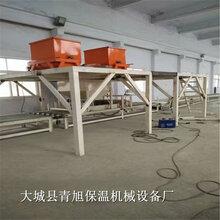 轻质玻镁板设备-玻镁防火板生产线、全套设备示意图
