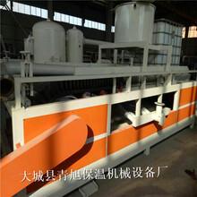 无机渗透防火板设备渗透型硅质聚苯板生产线图片