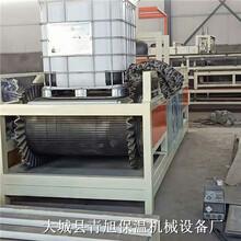 渗透板生产设备全套无机渗透板设备图片
