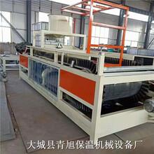 热固复合聚苯板设备-热固改性硅质板设备-无机渗透板设备图片