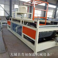 无机渗透硅质板设备、硅质板渗透板设备、硅质聚苯板设备