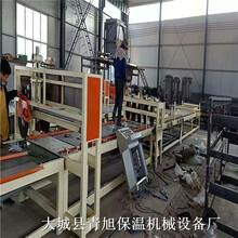砂浆岩棉复合板生产线,机制岩棉复合板设备,岩棉砂浆复合板设备图片