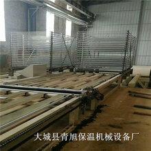 玻镁板设备组装图与玻镁板生产线系统结构