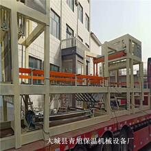 新型匀质板生产设备模箱压制型水泥基匀质板设备生产线价格图片