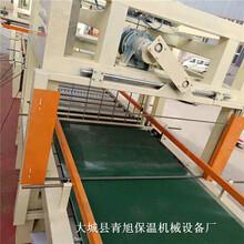 水泥基匀质板生产线与匀质板切割机生产主要工序图片