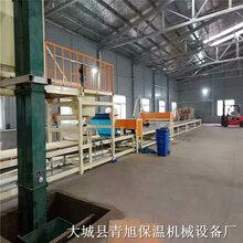 机制砂浆岩棉板设备全套复合生产技术阐述