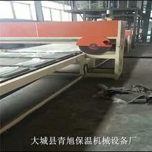 岩棉砂浆复合板设备机制岩棉复合板生产线图片
