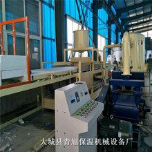 四川渗透改性聚苯板设备生产线图片