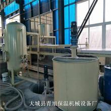 聚合聚苯板设备改性聚苯板设备无机渗透板设备图片