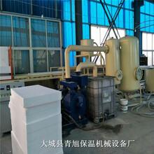 A级硅质聚苯板设备生产线,改性硅质板渗透成型生产设备图片