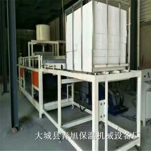 改性硅质聚苯板生产线渗EPS透型硅质板设备图片