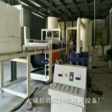 渗透板设备,改性聚苯板设备,硅质板设备图片