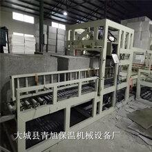 贵州发泡水泥板设备全套水发泡板切割机价格及生产方式图片