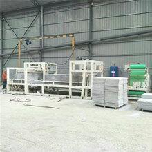 BS保温板与BS防火保温板设备、模发压制水泥基匀质板生产设备图片