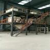 轻匀质保温板生产线与压制匀质板设备