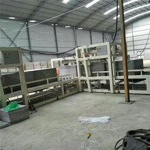 匀质板设备,水泥基匀质板生产设备板线图片