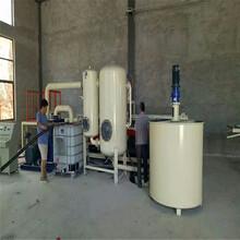 硅质板设备,改性硅质聚苯板设备全套生产板线图片