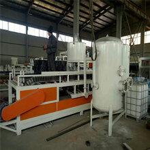 改性硅质板设备水泥渗透板生产线、聚合聚苯还是自己板设备图片