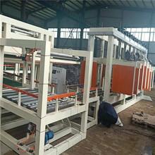 水泥基勻質板設備A級顆粒板生產線圖片