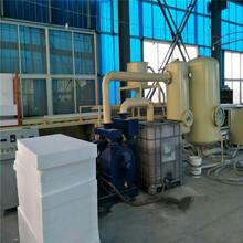 A级渗透硅质板设备改性聚苯板生产设备图片