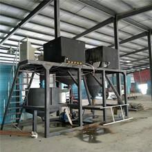 水泥发泡板设备防火保温板生产线图片