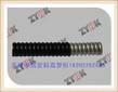 武汉低烟无卤阻燃穿线软管供应,可挠性PVC防水蛇皮管报价