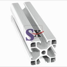 南京晟翔铝业4040欧标轻型工业铝型材图片