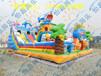 儿童充气蹦床经营方案充气城堡怎么维护经营儿童充气蹦床常见的问题