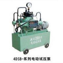 供应电动试压泵图片