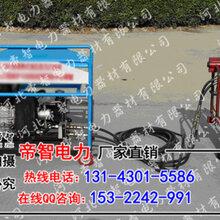 DZ-KY2012型便携式气动打桩机/重庆打桩机厂家/帝智多功能打桩机