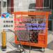 衡阳便携式防汛抢险打桩机生产厂家信誉保证/小型多功能打桩机