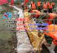 广东注水挡水墙价格/快速堵水墙报价/6米折叠堵水墙