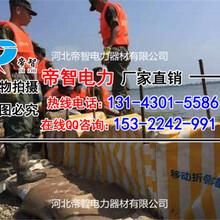 防汛物资厂家/安徽防汛挡水墙公司/折叠速凝挡水墙图片