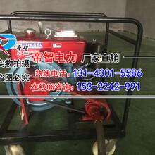 贵州曲轴打桩机最新报价/帝智牌柴油打桩机价格图片