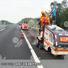 高速隆声带路肩警示带隆声带施工价格--长沙筑邦隆声带施工单位