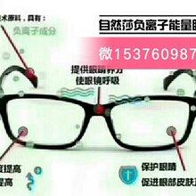 自然莎负离子眼镜的镜片和镜框都有用吗?对眼干眼痛真有效果吗?