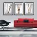 广东厂家出口批发定做抽象现代油画沙发背景画酒店装饰画玄关画厂家定做画抽象画装饰画